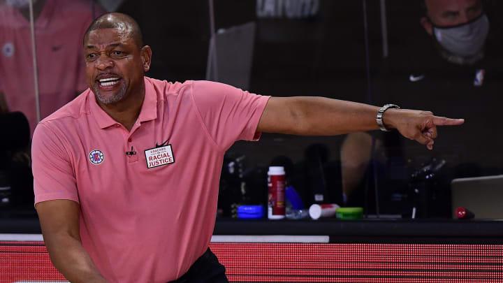 Doc Rivers, Denver Nuggets v Los Angeles Clippers - Game Seven