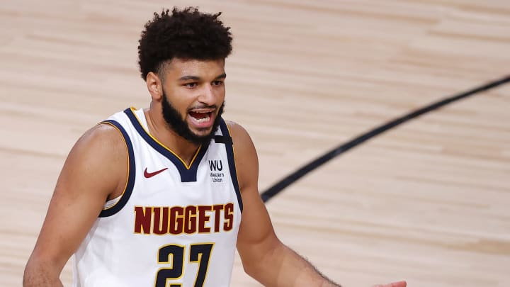Jamal Murray, Denver Nuggets v Los Angeles Lakers - Game Two