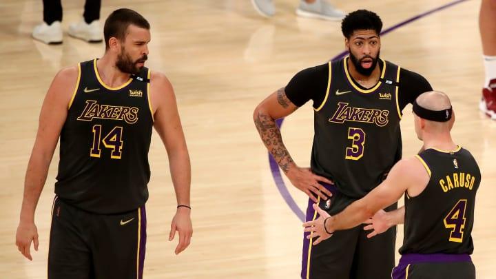 Anthony Davis es una figura clave en los Lakers