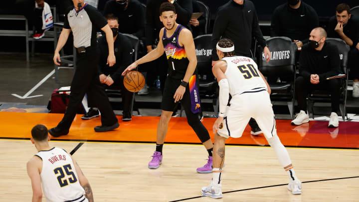 NBA picks and predictions for NBA Playoff games on Monday, 6/9/2021.