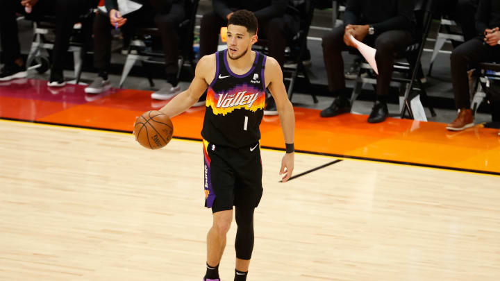 NBA Playoffs player prop bets for Los Angeles Clippers vs Phoenix Suns Game 1 on Sunday, June 20.