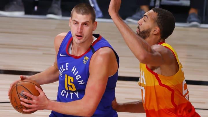 Jokic y Gobert se enfrentan este domingo en la NBA