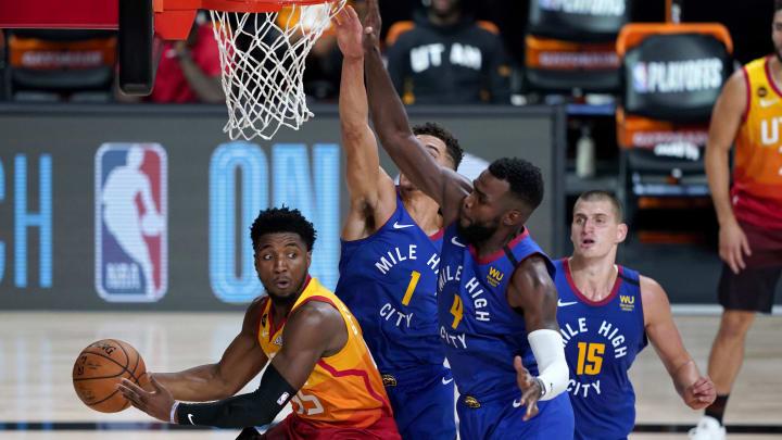 Denver Nuggets vs. Utah Jazz