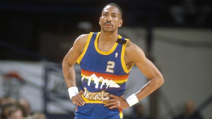 Denver Nuggets All-Time Starting Five Team