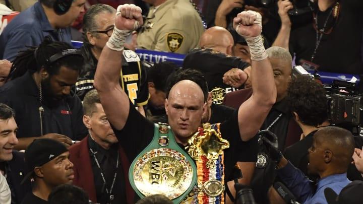 Bob Arum thinks Tyson Fury could beat Ali