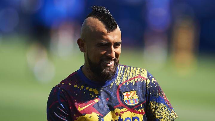 Vidal ist bereits in Mailand eingetroffen