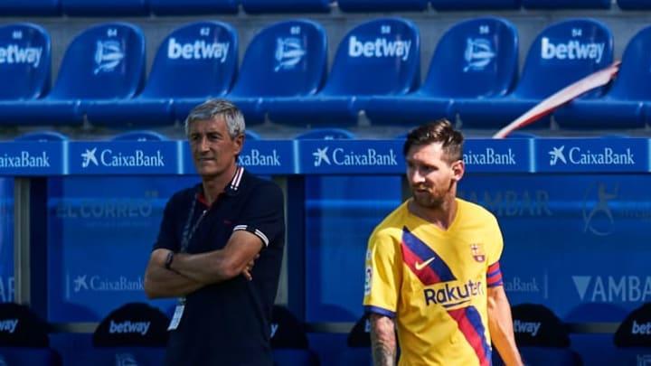 Barcelona have been underwhelming since the restart.
