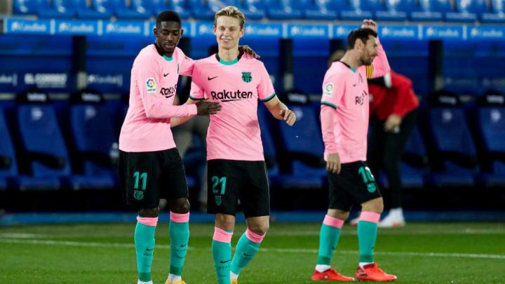 Bei Barça sind die Erwartungen enorm