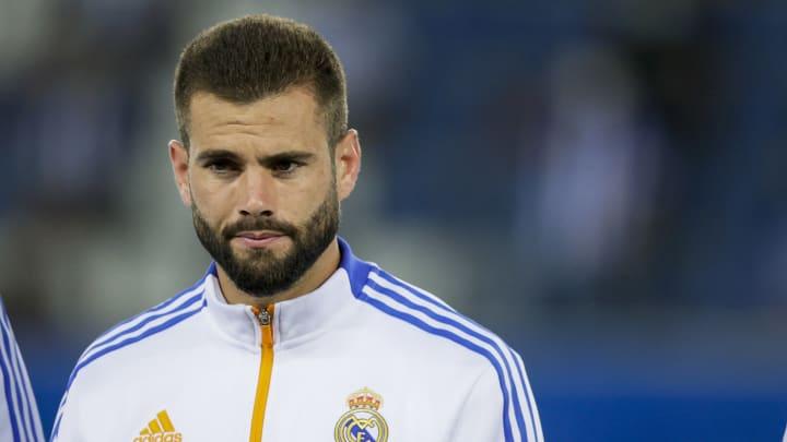 Kickte nie für einen anderen Klub als Real Madrid: Nacho