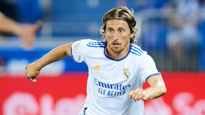 Luka Modric Real Madrid Contrato Temporada Mercado