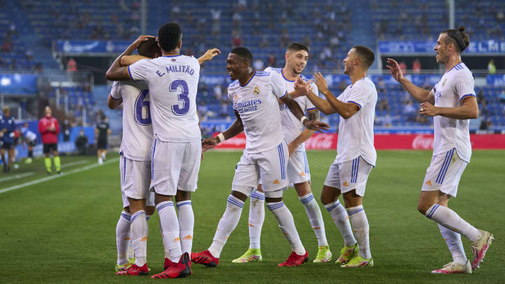 The 1x1 of the Real Madrid players in their victory against Alavés in their  debut in LaLiga - Ruetir