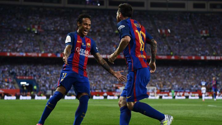 Neymar de volta ao Barcelona, Messi no Manchester City e mais: relembre as 10 melhores contratações que nunca se concretizaram.