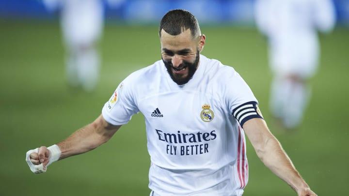 Meilleur buteur français des quatre grands championnats, Karim Benzema est encore l'homme fort du Real Madrid cette saison