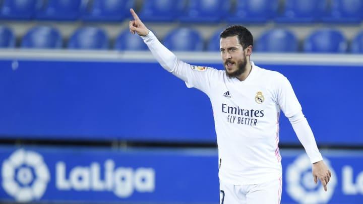 Real Madrid : La sublime partition d'Eden Hazard fait exploser Twitter