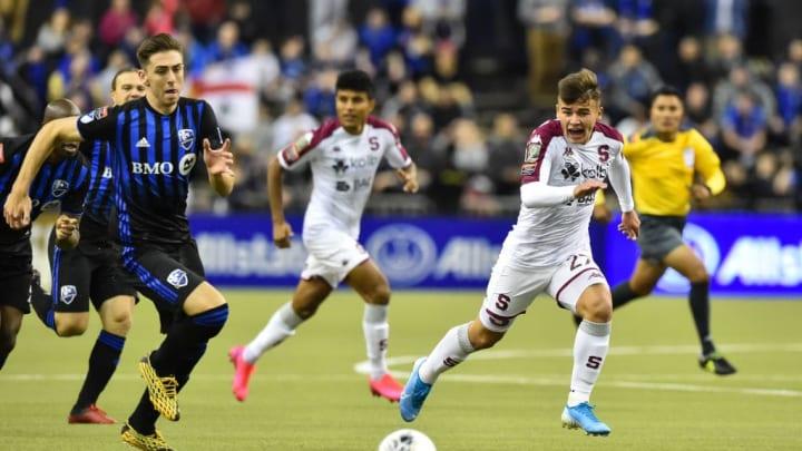 Manfred Ugalde ist mit 18 Jahren schon Costa ricanischer Nationalspieler