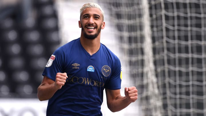 Crystal Palace Leading the Race for Brentford's Saïd Benrahma