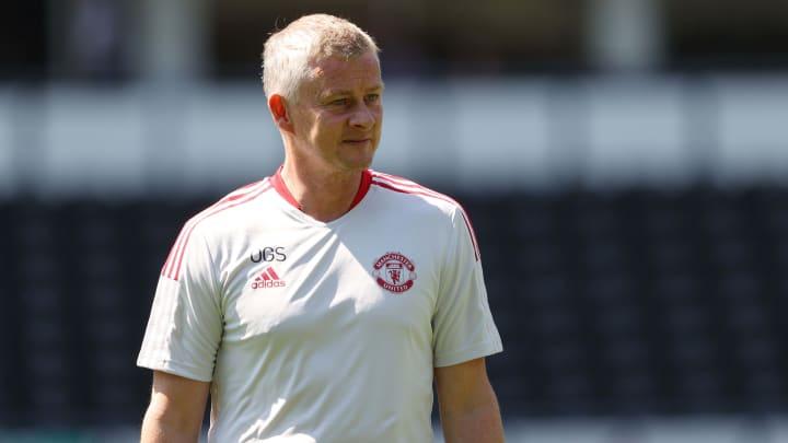Ole Gunnar Solskjaer has a Man Utd contract until 2024