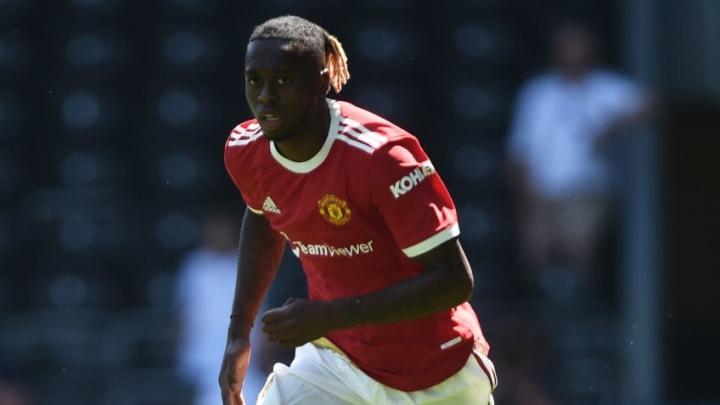 Aaron Wan-Bissaka Manchester United Crystal Palace