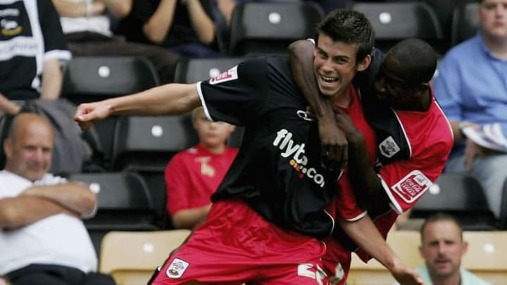 Bradley Wright-Phillips, Gareth Bale
