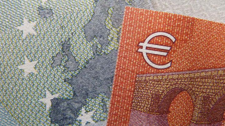 Details Of EURO Banknotes