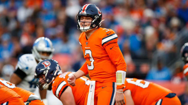 Drew Lock has new offensive coaches heading into his first full season as Broncos quarterback.