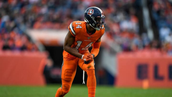 Courtland Sutton proved that he's worth a lucrative contract extension.