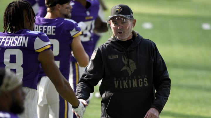 Mike Zimmer.