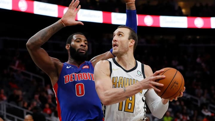 Andre Drummond and Miles Plumlee