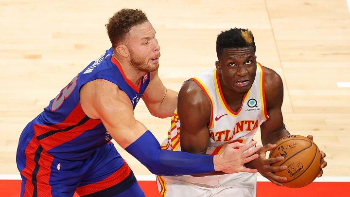 El pívot de los Hawks está entre los líderes en rebotes por juego en la actual temporada