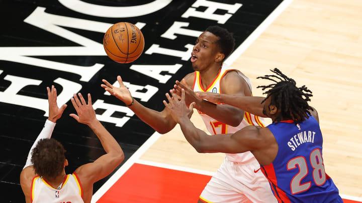 Onyeka Okongwu, USC basketball alum