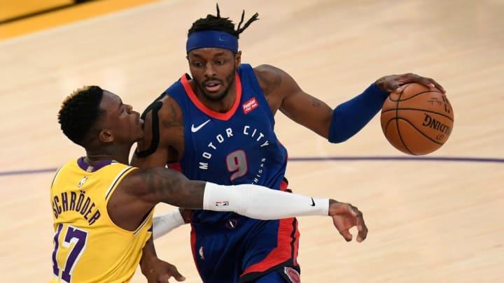 Jerami Grant tiene 23 puntos y 5.5 rebotes por juego con los Pistons