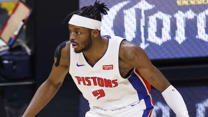 Grant está respondiendo a las expectativas de los Pistons