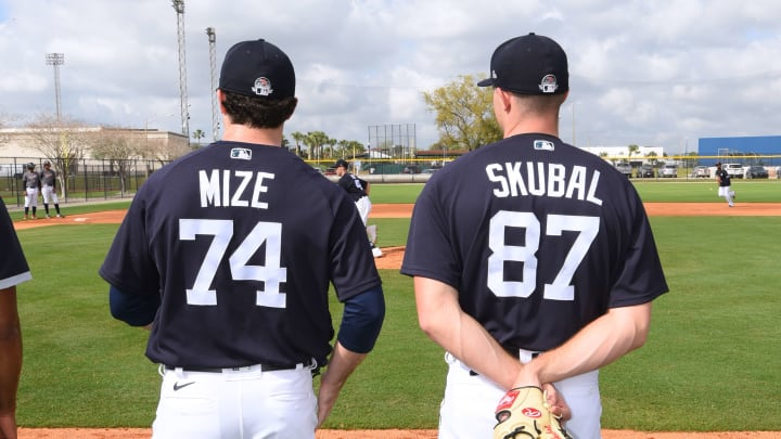 The Tigers rotation is in good hands moving forward.