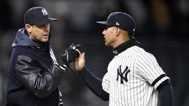 Últimas noticias y rumores de Yankees | Aaron Boone confía en Gleyber Torres como campocorto, Oswald Peraza y más