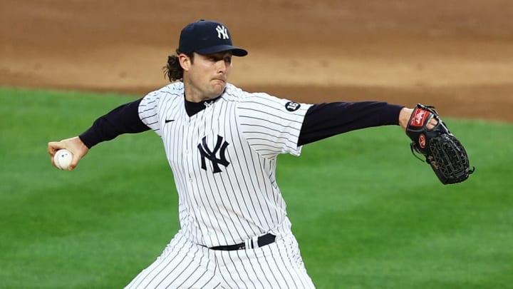 Gerrit Cole igualó una marca para los Yankees
