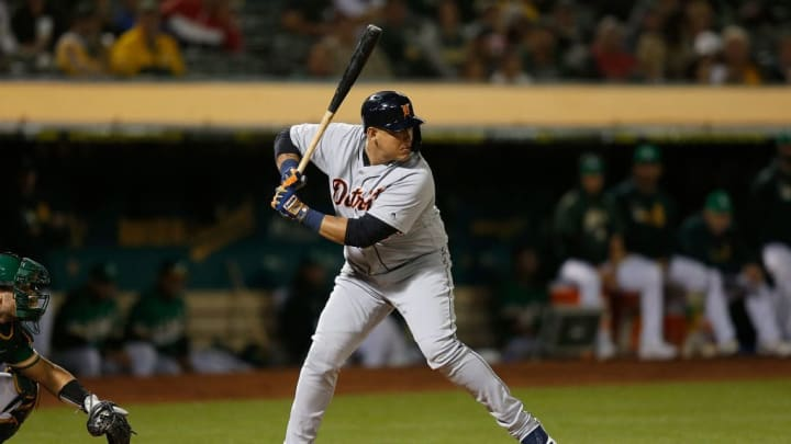 Detroit Tigers DH Miguel Cabrera has a fortune remaining on his current deal.