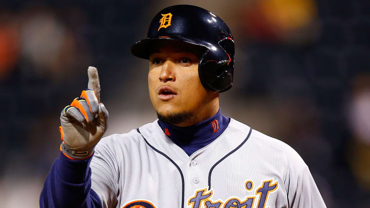 Miguel Cabrera is one of many MLB players to be ridiculously overpaid.