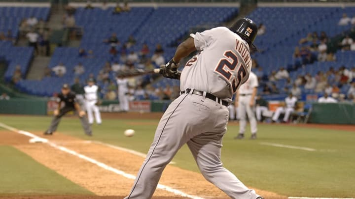 Dmitri Young had a solid stint with the Detroit Tigers.
