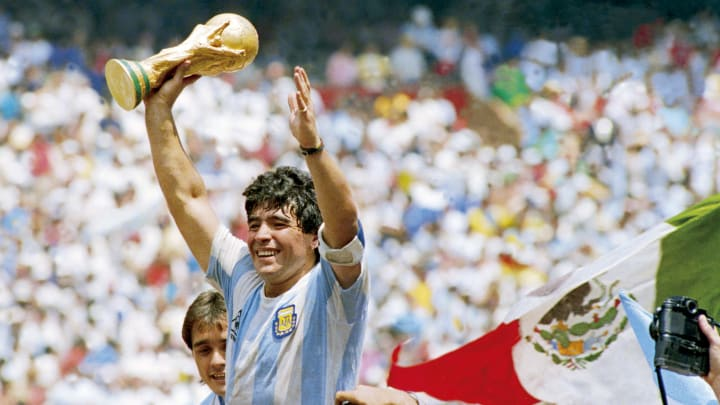 All the best quotes about Diego Maradona