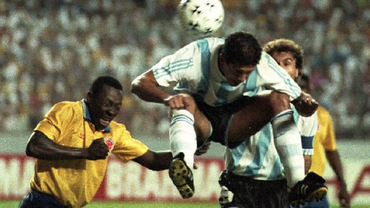 Diego Simeone, Orlando Maturana, Oscar Ruggeri