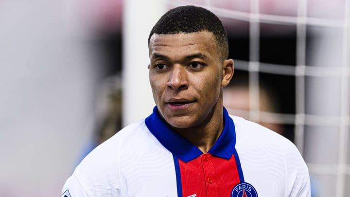 PSG forward Kylian Mbappe is weighing up his next move