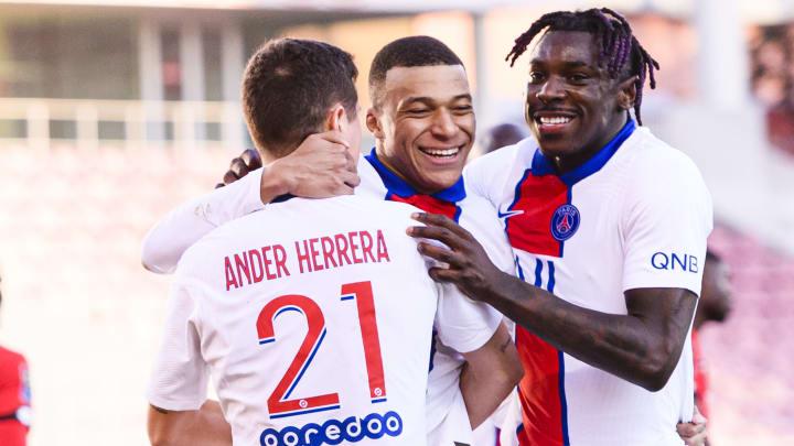 Le PSG retrouve le sourire en s'imposant sur la pelouse de Dijon (4-0)