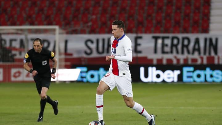 Julian Draxler liebäugelt mit einer Rückkehr in die Bundesliga
