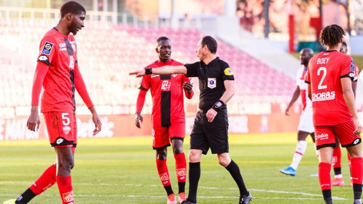 Le Dijon FCO va sauf retournement de situation évoluer en Ligue 2 la saison prochaine