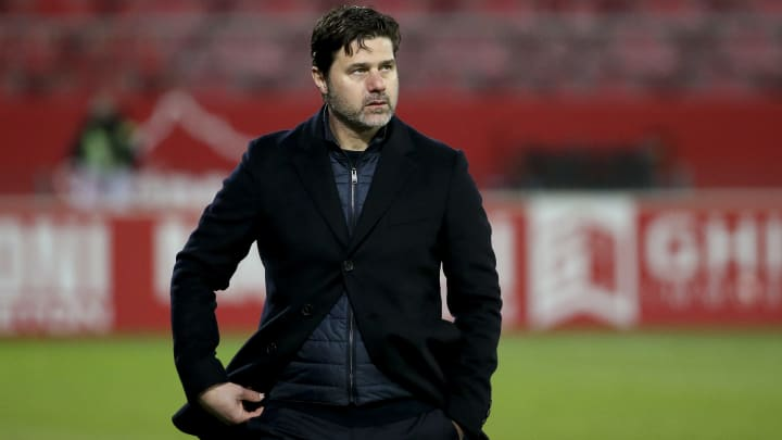 Mauricio Pochettino is looking for his first league title