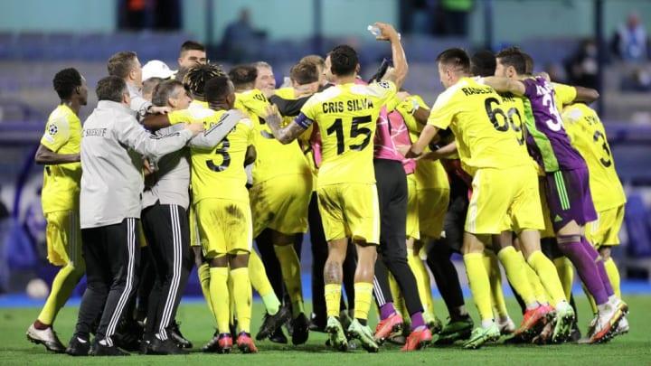 Dinamo Zagreb v FC Sheriff - UEFA Champions League: Play-Offs Leg Two