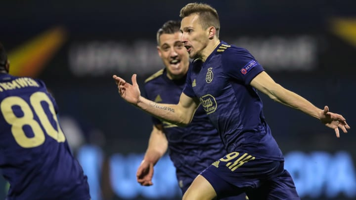 Orsic sent Tottenham packing in Croatia