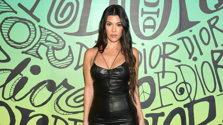 Kourtney Kardashian vive un intenso romance con el baterista de Blink-182