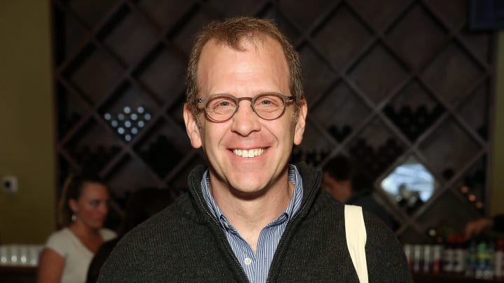 """Paul Lieberstein once admitted acting with Steve Carell on 'The Office' was """"terrifying."""""""