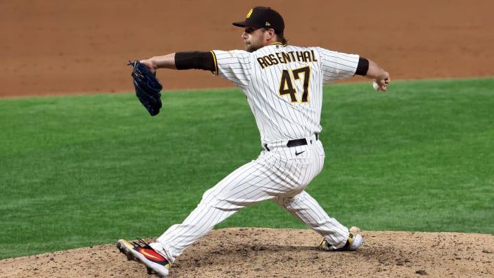 The Oakland Athletics got a great update on Trevor Rosenthal's injury progress.